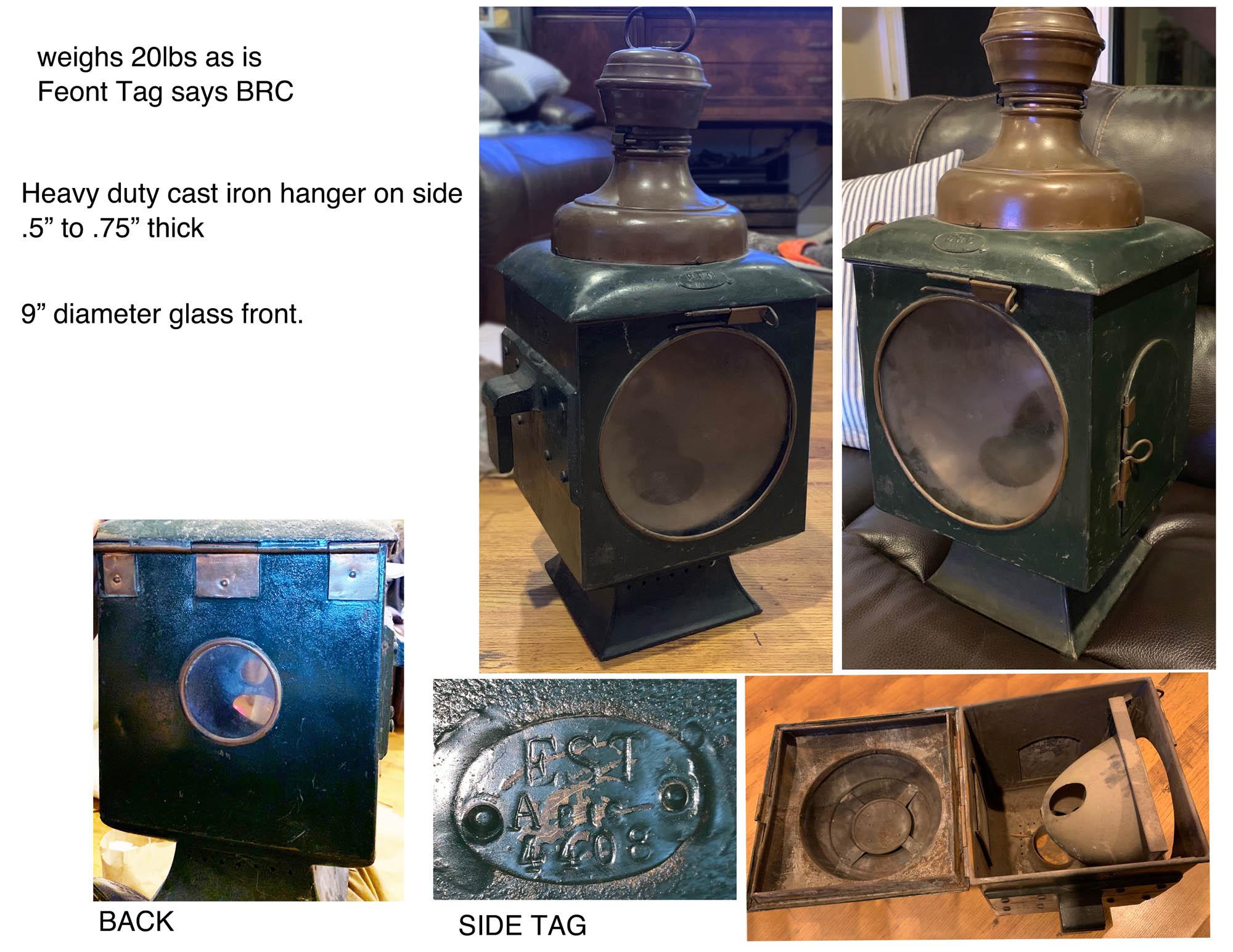 Vintage NOS Case of 24 Corning Glass Acid Etched Glass Chimney Shades