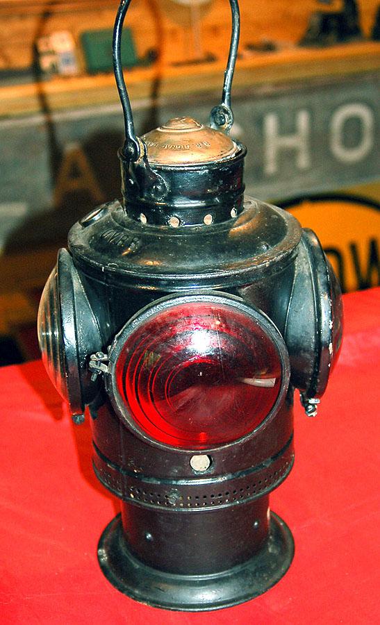 Railroad Lamps Railroadiana, Train Lantern Lamp