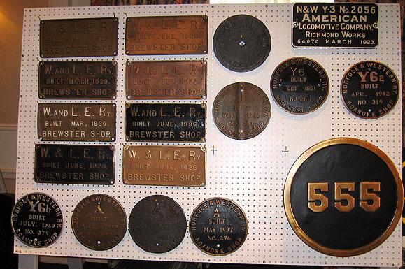 builder number plate